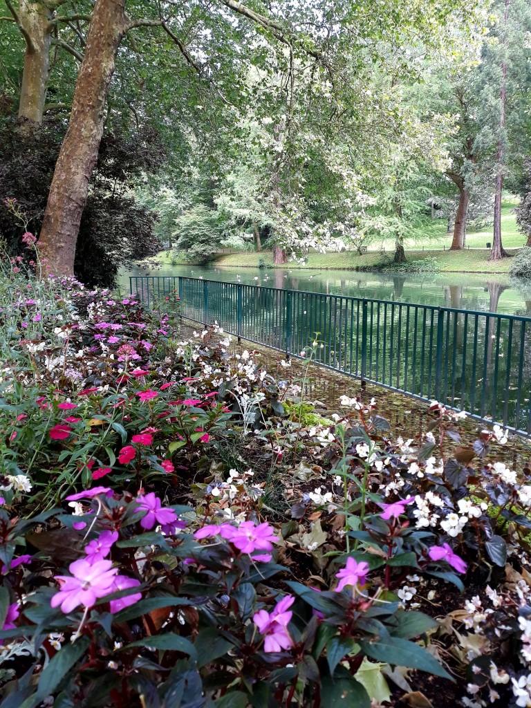 LE parc Meissonier