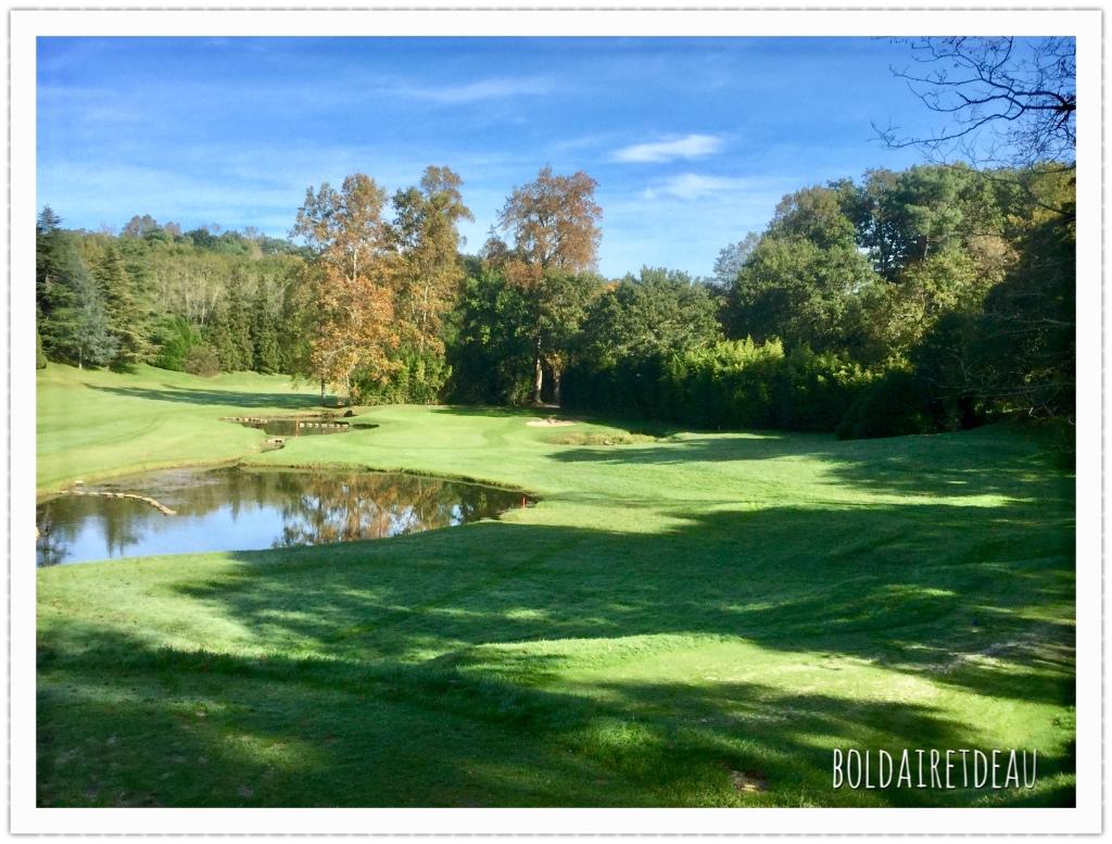 Golf Chantaco Saint- Jean de luz