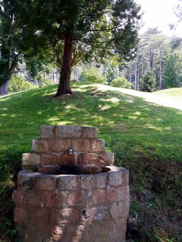 Les points d'eau au golf de Chantaco