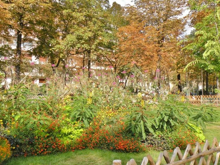 jardin du Ranelagh