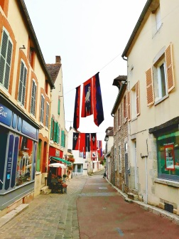 animation médievale à Fontenay