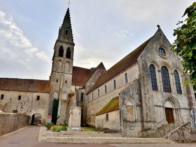 église de Ferriéres en Gatinais