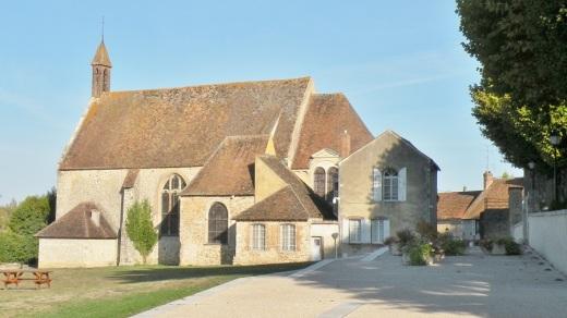 L'abbaye de Ferrières