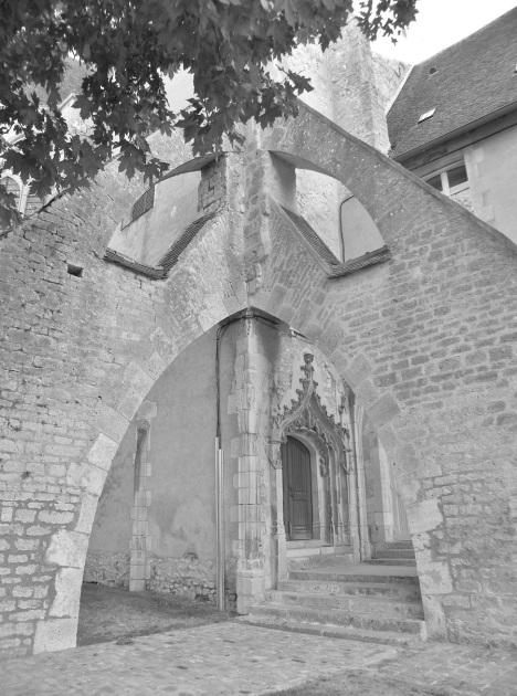 les arcs de l'abbaye