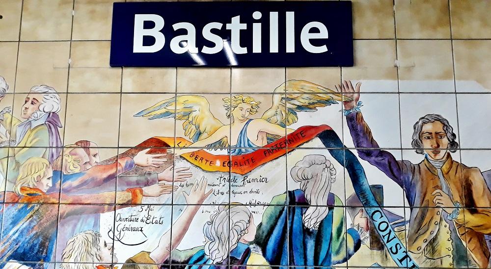 Ligne 1 du métro Parisien