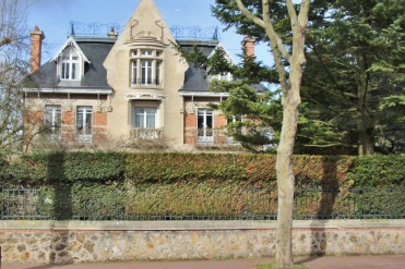 Villa Berthe de Guimard