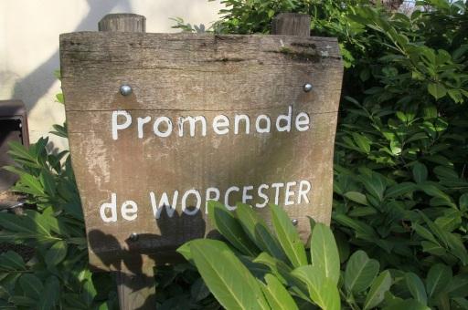 Promenade de Worcester