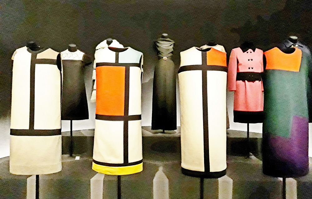 le musée Yves Saint Laurent de Paris