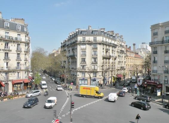 Place Balard. Paris 15é