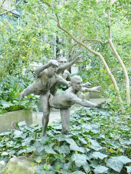 sculptures à la ruche